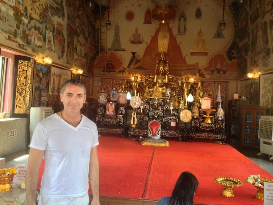 Stefan Mcdad, 54, Dubai, United Arab Emirates