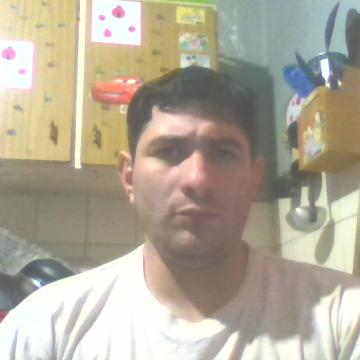 Alejandro Ojeda, 35, Bragado, Argentina