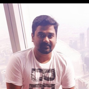 Ayman, 38, Bangalore, India