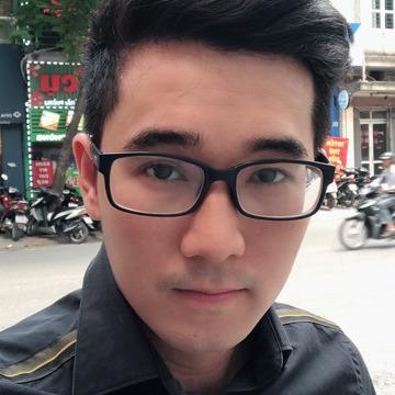 Trần Thái Tân, 27, Hanoi, Vietnam