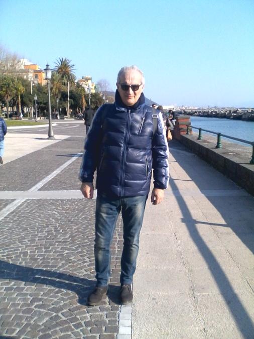 Ettore, 66, Salerno, Italy