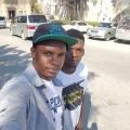 Ibrahim Shoo, 29, Moshi, Tanzania