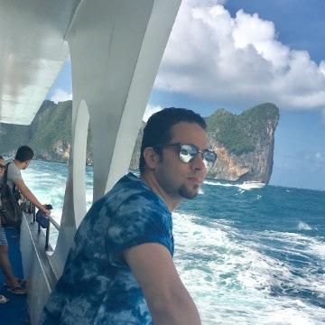 Sam French, 40, Dubai, United Arab Emirates