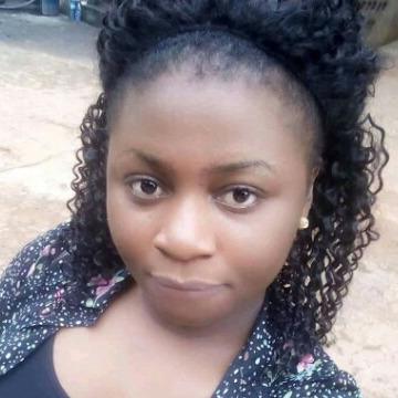 Jenny Peters, 22, Lagos, Nigeria