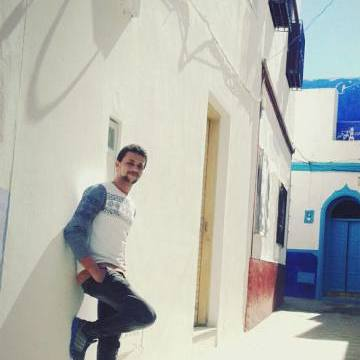 Khalil LH, 25, El Jadida, Morocco