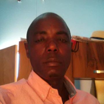 Theophilus Katangolo, 44, Windhoek, Namibia