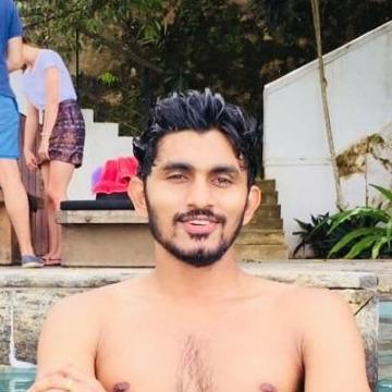 Numesh Kalhara, 26, Colombo, Sri Lanka