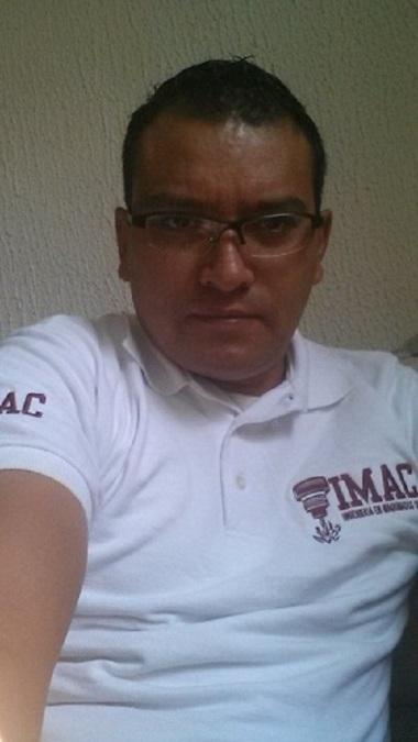 Salvador Balcazar, 38, Mexico City, Mexico