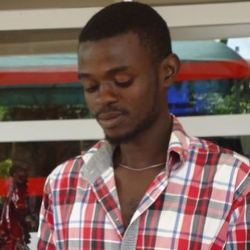 Okocici SikaBa Agyeman NanaBa, 34, Sunyani, Ghana