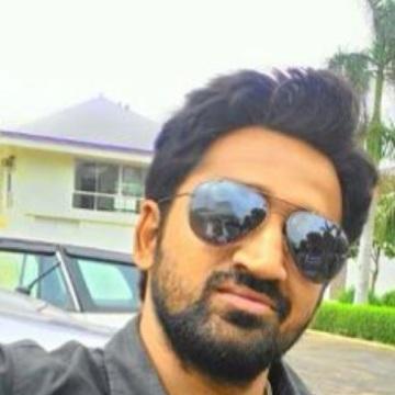 Ankit patel, 33, Ahmedabad, India