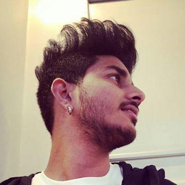 Gaurav KimBoi, 25, Pasadena, United States
