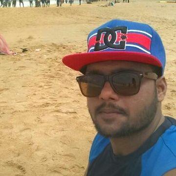 Arun Kumar, 32, New Delhi, India