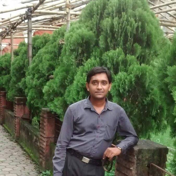 subhankar majumder, 29, Calcutta, India