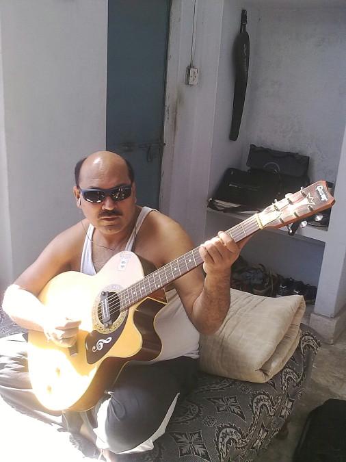 nIRUPAM tIWARI, 45, Mumbai, India