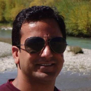 AJ, 29, New Delhi, India