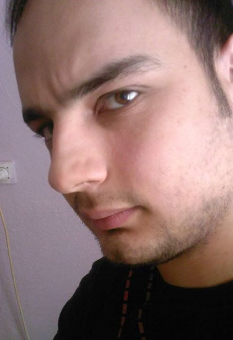 TC Murat Yaşar, 34, Izmir, Turkey