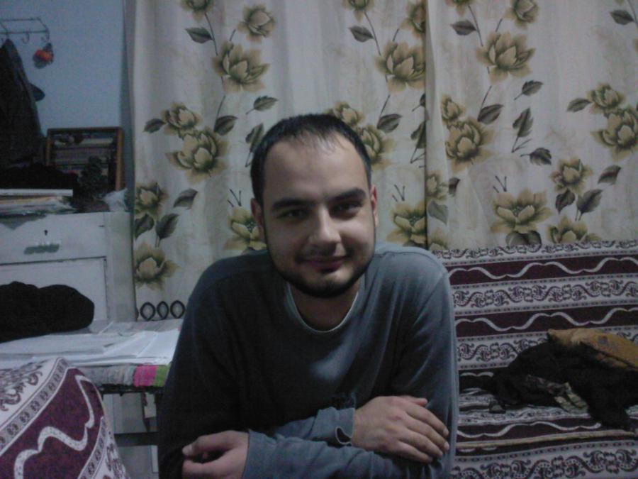 TC Murat Yaşar, 32, Izmir, Turkey