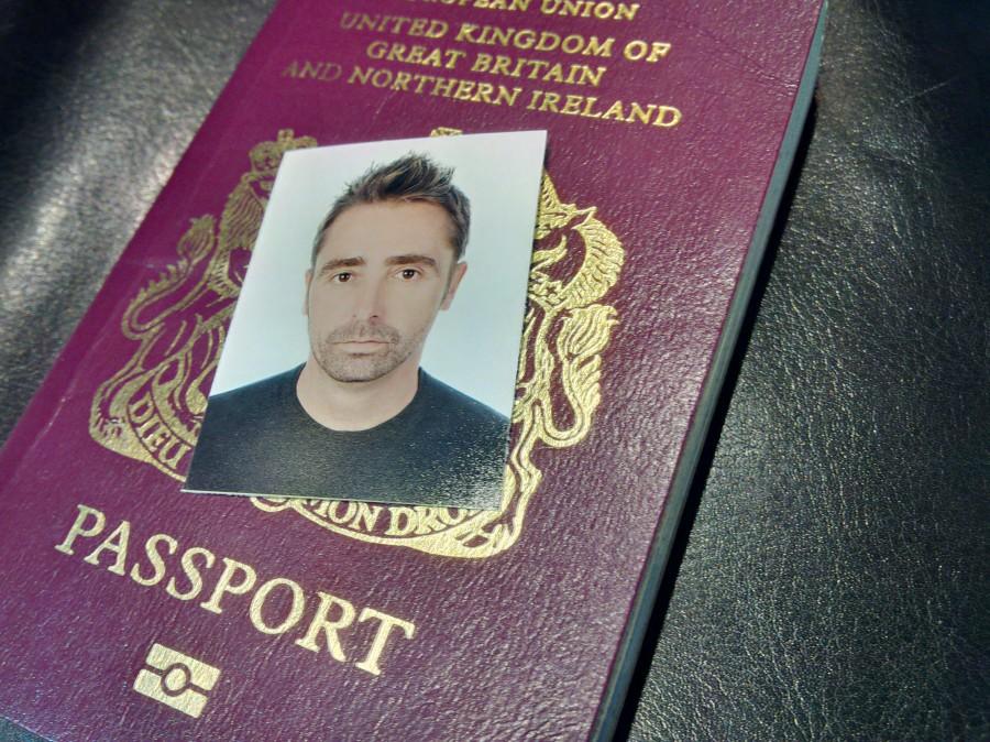 Paul Davies, 46, Dubai, United Arab Emirates
