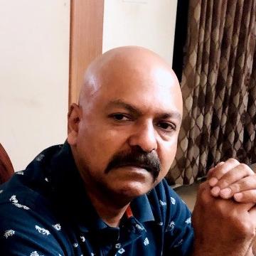Sugathan, 57, Bangalore, India