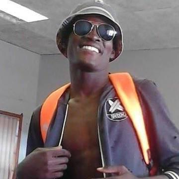 Junky Rasta, 27, Ghanzi, Botswana