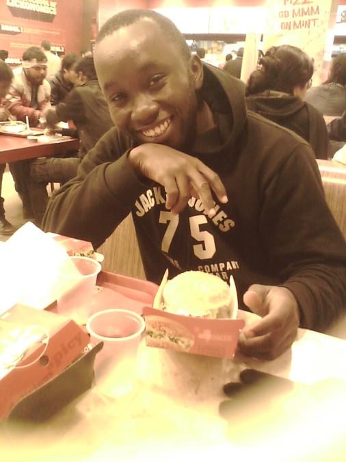 williams, 36, Lagos, Nigeria