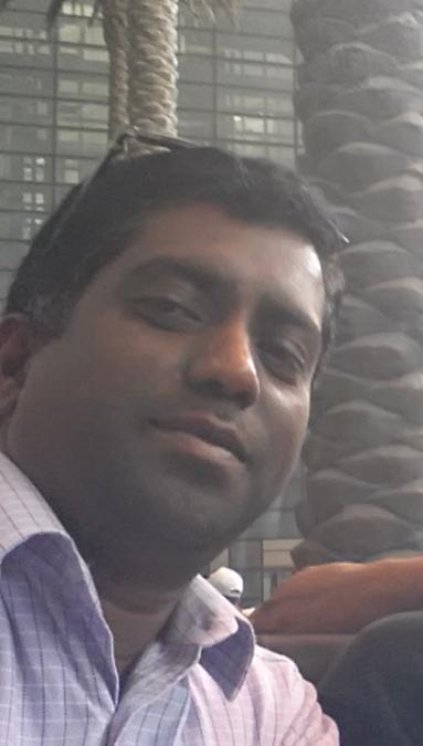 Aneez Abdul Rahman, 37, Doha, Qatar