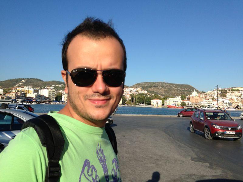 Murat, 35, Istanbul, Turkey