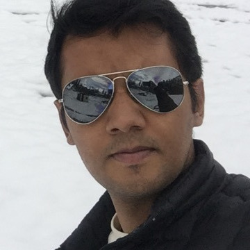 Anugrah Solanki, 33, New Delhi, India