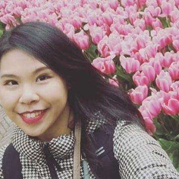 Celine Huang, 36, Pingdong City, Taiwan