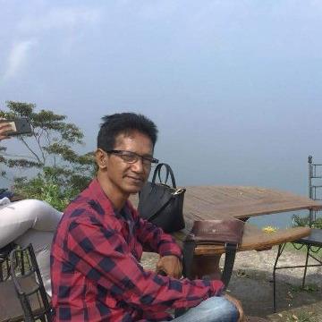 Syamsul, 40, Jakarta, Indonesia