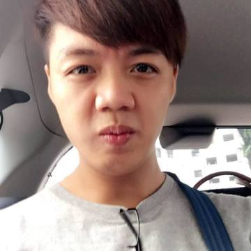 Shawn Tee Bee Cee, 30, Singapore, Singapore