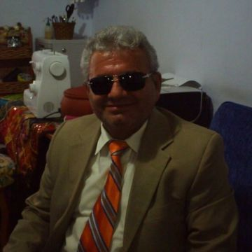 Osman Özer, 56, Antalya, Turkey