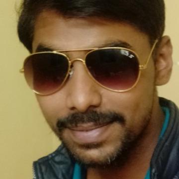 Rajendra Amaravathi, 29, Mumbai, India