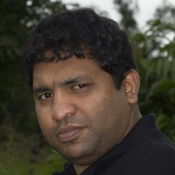Samir Naik, 39, Panjim, India