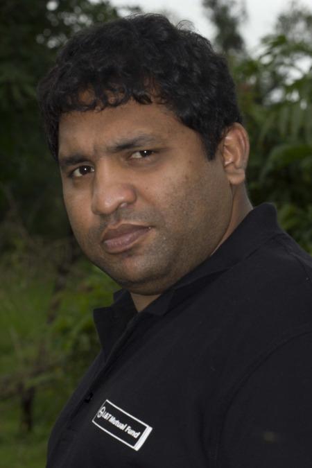Samir Naik, 38, Panjim, India