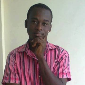 Afful Andrews, 22, Accra, Ghana