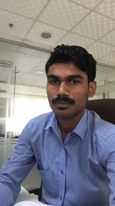 Najil, 31, Sharjah, United Arab Emirates