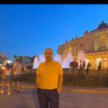 Wahid Ali, 39, Dubai, United Arab Emirates