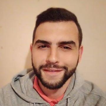 Youness Elmhamdi, 26, Casablanca, Morocco