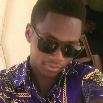 Emmanuel Arkoh, 18, Kumasi, Ghana