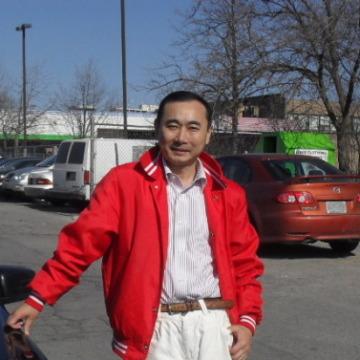 Henry Lee, 39, Toronto, Canada