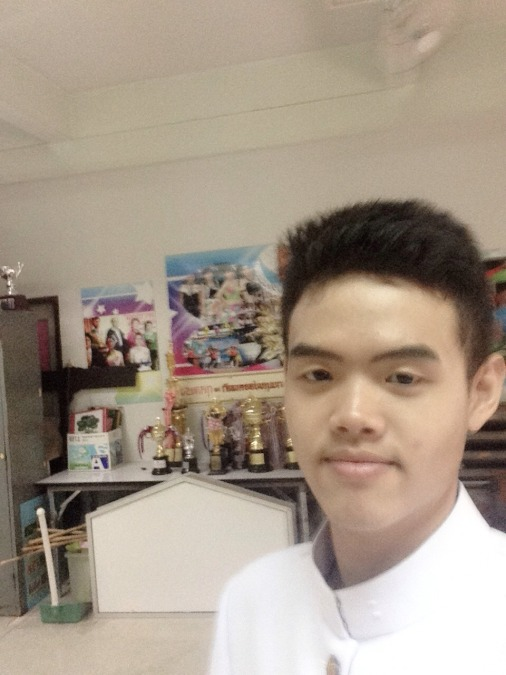 Teerawat, 23, Bangkok, Thailand
