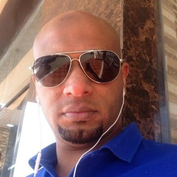 Saeed Jamal, 42, Dubai, United Arab Emirates