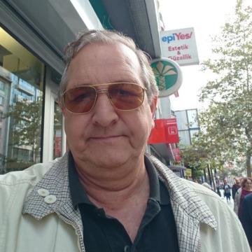 Tayfun saran, 52, Istanbul, Turkey