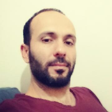 Nuri, 41, Istanbul, Turkey