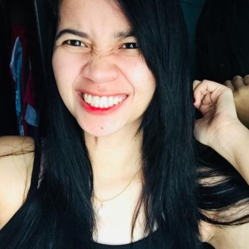 Revy, 31, Manila, Philippines
