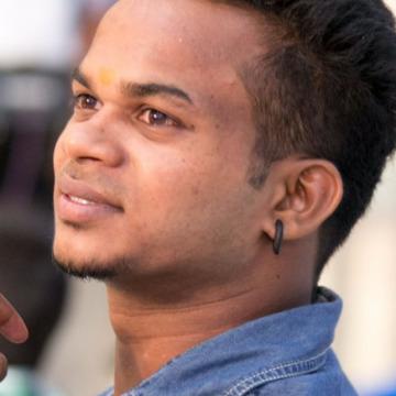 Ram, 27, Pondicherry, India