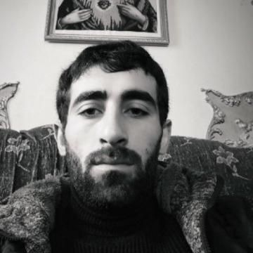 Roland Pogosyn, 32, Yerevan, Armenia