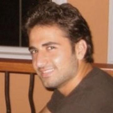 Reza Shams, 38, Los Angeles, United States