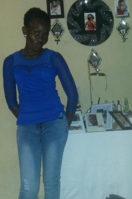 Oye, 30, Windhoek, Namibia
